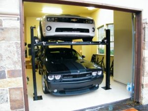 Get A Custom Garage Car Lift In Haslet And Fort Worth Tx