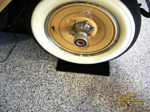 Custom Garage Floor Coating