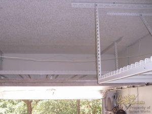Overhead Garage Storage Racks