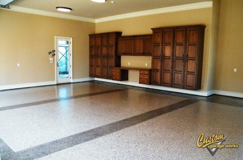 Will a garage remodel increase property resale value for Best flooring for resale value