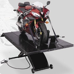 Garage motorcycle Lift